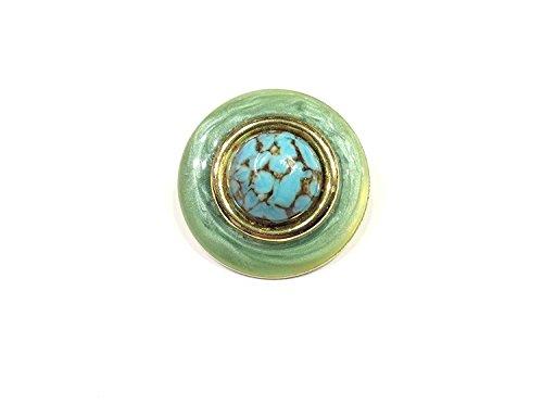Zoom IMG-2 de liguoro bottone gioiello laccato