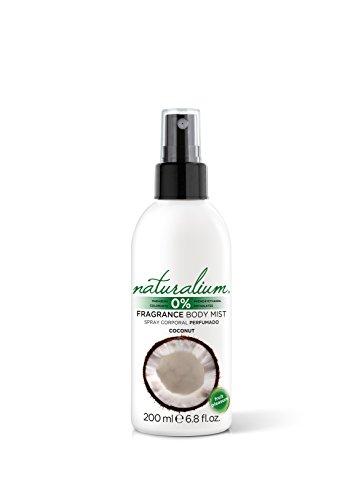 Naturalium Spray Corporal Coco - Body Mist Perfumado