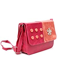MITHHI - Sling Purse With Matte Finish (Same As Shown In Image) - Small In Size