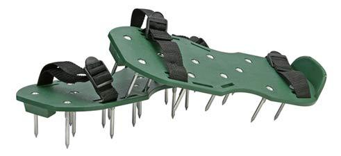 Rasenbelüfter Sandalen Vertikutierer Rasenlüfter 1Paar   Garten > Gartengeräte > Vertikutierer   Kunststoff - Polyester - Stahl   Haushalt International