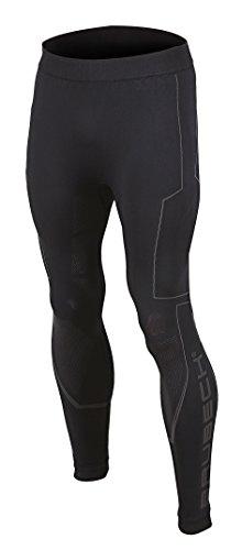 Preisvergleich Produktbild Brubeck® COOLER Biker Funktionsunterwäsche Funktionswäsche kühlend UND wärmend, Größe und Farbe:XL - schwarz - LE11070