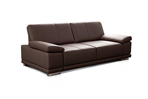 3-Sitzer Sofa Corianne Echtledercouch-180921151153
