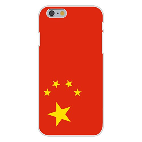 apple-iphone-6-custom-case-white-plastic-snap-on-peoples-republic-of-china-world-country-national-fl