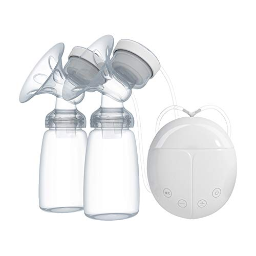 Good store UKBomba de lactancia eléctrica leche de lactancia materna bomba de lactancia eléctrica bomba de lactancia materna bomba de lactancia automática bomba de lactancia portátil para la ali