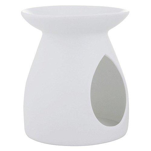 YANKEE CANDLE 1521526 Pastel Hues Duftlampe, Keramik, weiß, 12,5 x 7,2 x 12,5 cm