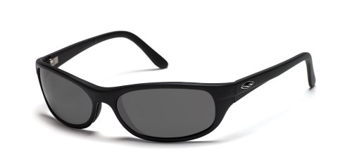 Optics Damen Für Smith Von Sonnenbrille (Smith Optics Polarisiert Angeln Cayman Sonnenbrille, damen unisex, schwarz)