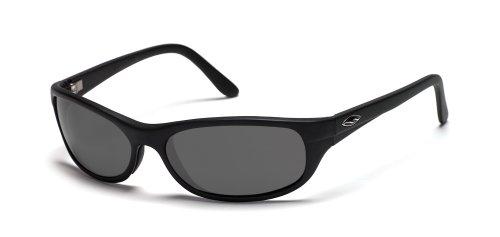 Von Optics Smith Damen Sonnenbrille Für (Smith Optics Polarisiert Angeln Cayman Sonnenbrille, damen unisex, schwarz)