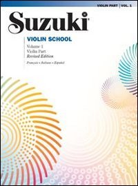 Suzuki Violin School : violon - Volume 1