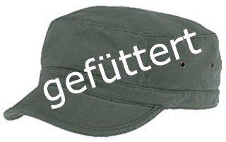 Atlantis Urban Winter Military Cap für Damen und Herren