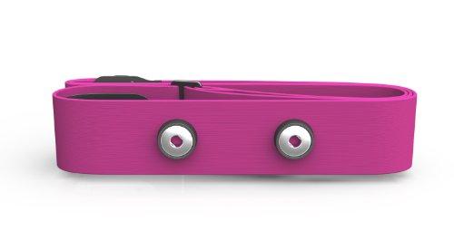 Polar H7 Bluetooth Heart Rate Sensor Fitness Tracker Pink Medium/XX-Large