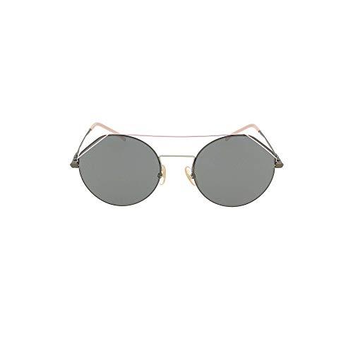 Fendi Ff M0042/s Sonnenbrille Mann Schwarz
