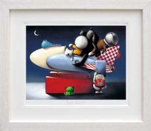 Space Cadets Signed Limited Edition By Doug Hyde