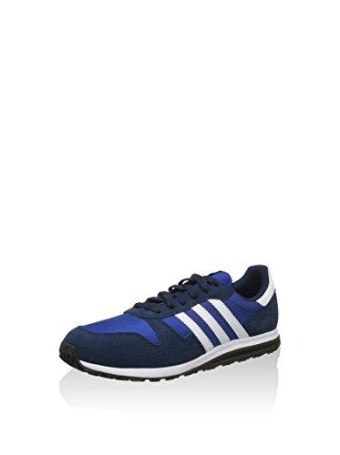 adidas SL Street, Baskets Basses Homme, Bleu, EU Bleu / bleu foncé