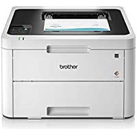 Brother HL-L3230CDW Colour Laser Printer | Wireless & PC Connected | Print & 2 Sided Printing | A4