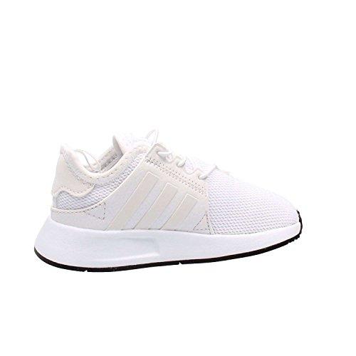 Adidas BB2628 Sneaker Bambino FarbeFootwear White/Vintage White
