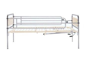 sponde letto laterali telescopiche protezione letto vendute in coppia