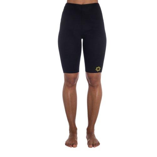 HotPants - Pantaloncini da allenamento 2.0, donna, nero (nero), small