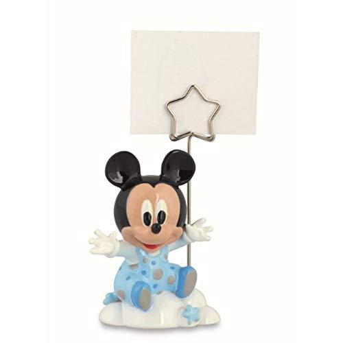 12x disney baby segnaposto resina topolino mickey mouse bomboniera