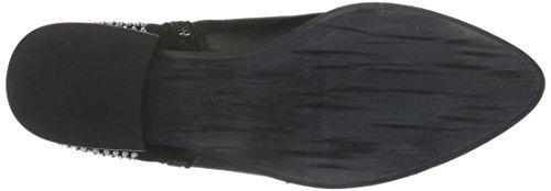 Giudecca W16JY003, Stivali bassi con imbottitura leggera Donna Nero (Black)