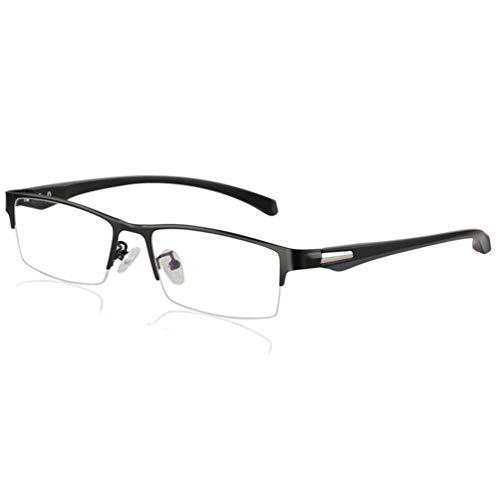 S-AIM Lesebrille, Männer und Frauen Leser Computer Brille, Outdoor Color Automatische Anpassung