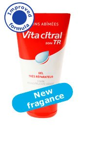 Vita Citral TR Gel for Damaged Hands - 2.5oz (75ml) by Vita Citral