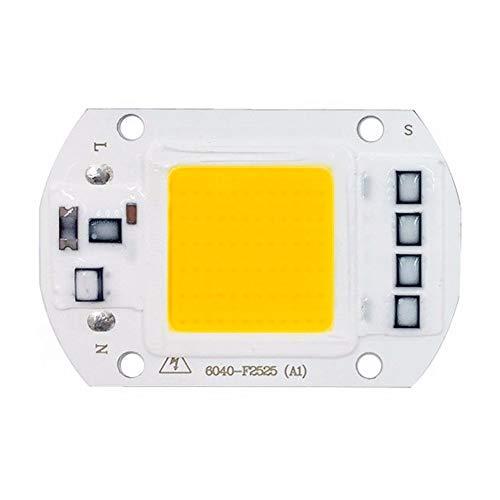 50W rectángulo LED Chip COB