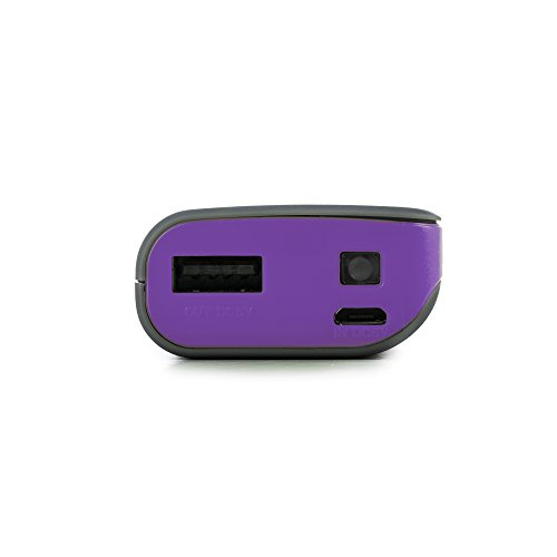 Ngs Powerpump-batteria Di Emergenza Per Smartphone, 4000 Mah, Colore: Viola Viola- smart - ebay.it