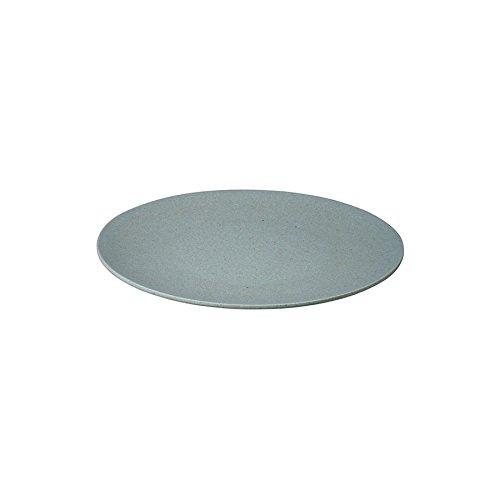 zuperzozial Teller Groß Teller Large Bite Plate Powder Blue D 27,5cm Blue Plate