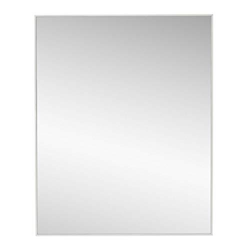 Espejo Pared Moderno Blanco poliestireno Entrada 40