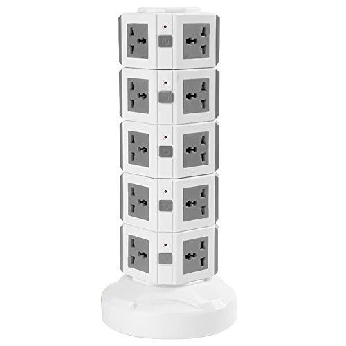 Smart USB Vertikale Buchse Universal Jack Power Switch-Buchse, Multifunktions-Desktop-Buchse -