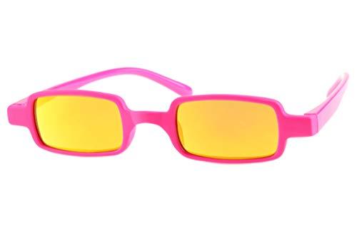 Lesebrillen mit Sonnenschutz getönt verspiegelt Damen Herren pink rosa leicht eckig Kunststoff Dioprien 1.0 1.5 2.0 2.5 3.0, Dioptrien:Dioptrien 3.0