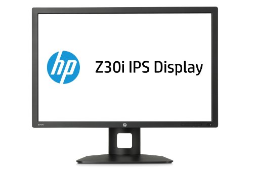 HP Z30i 30 inch LED IPS Monitor - 2560 x 1600 Resolution, 8ms Response, Built In Speakers, HDMI, DVI