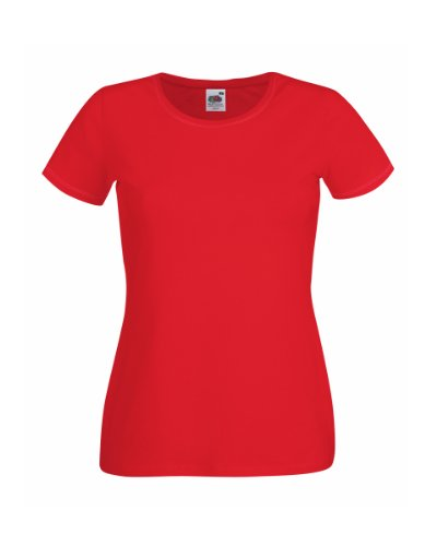 Price Drop 247 - T-shirt -  Femme red