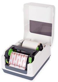 Stampante a trasferimento termico Toshiba B-FV4T 203 (Trasferimento Termico Materiale)