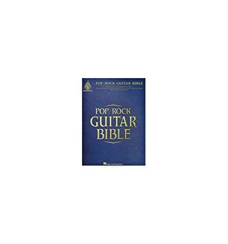 Tabulaturen Gitarren RECUEIL Lieder Pop/Rock Guitar Bibel Tab