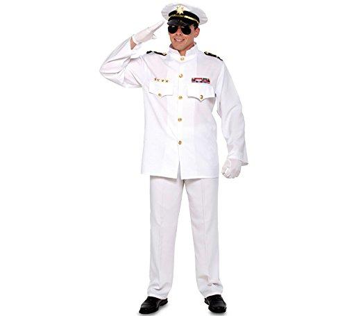 Gentlemans Offizier Kostüm - Fyasa 706293-t04Offizier und Gentleman Kostüm, groß