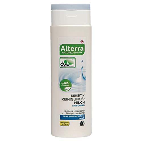 Alterra Sensitiv Reinigungsmilch Parfümfrei 150 ml