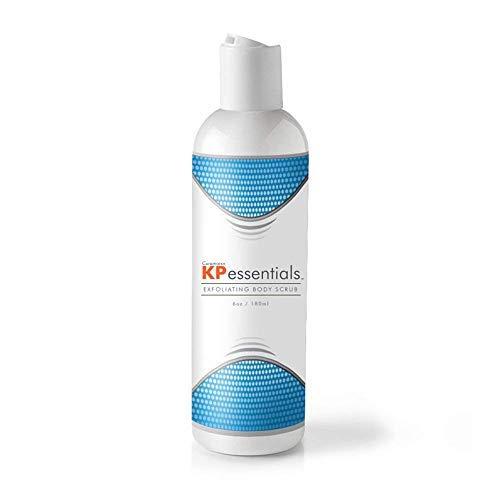 KP Essentials - Reibeisenhaut exfoliating body wash - wash away red bumps verursacht durch kp für confident clear skin, 6 unzen (1 flasche) -