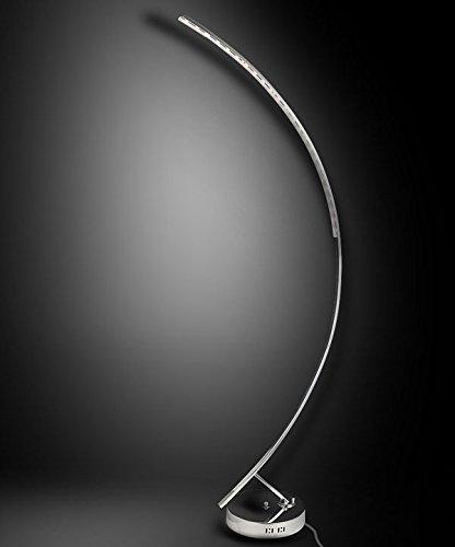 LED Stehleuchte Standlampe Bogenleuchte Stehlampe Standleuchte Bodenlampe 14W