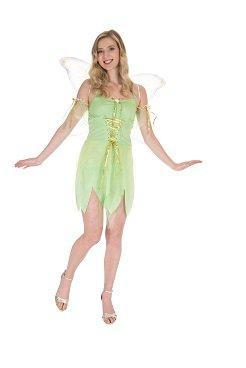 Fee Glöckchen Tinkerbell Damen (Tinkerbell Von Kostüme)