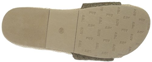 Mia Linara Textile Sandale Khaki Jute