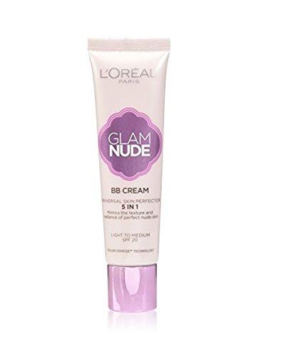 Jahrhundert Zwölf Licht (L'Oreal Nude Magique BB Cream SPF 12 For Fair Skin)