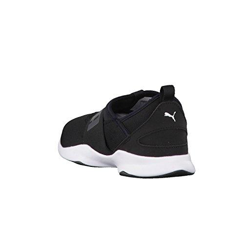 Puma Unisex-Erwachsene Dare Sneaker Puma Black-Puma White