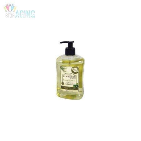 Seife Rosemary Mint (A La Maison French Liquid Soap Rosemary Mint 473 ml by A La Maison)