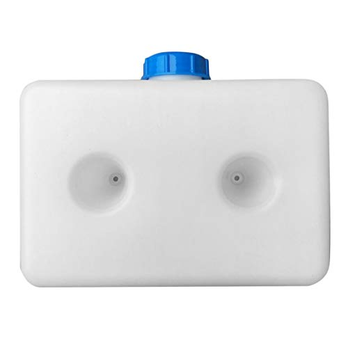 Funnyrunstore serbatoio di plastica portatile multifunzione olio di benzina scatola di immagazzinaggio universale per auto camion barca aria riscaldatore di parcheggio (5L)