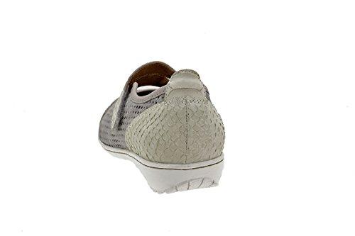 Chaussure femme confort en cuir Piesanto 8757 ville basse semelle amovible confortables amples Hielo