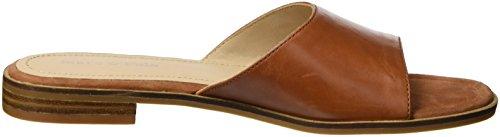 Marc O'Polo - 70313861101100 Sandal, Sandali Donna marrone (Cognac)