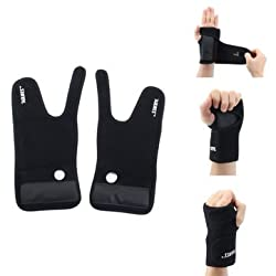 RVS Cloth Wrist Support Brace for Outdoor Sports Camping Basketball