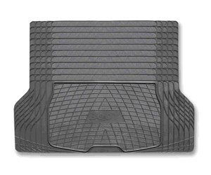 AUDI A3 /& S3 2003-2011 FULLY TAILORED BLACK CAR FLOOR MATS BLACK WITH BLUE TRIM.