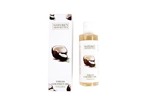 Nature's Absolutes Virgin Coconut Oil for Hair and Skin 220ml